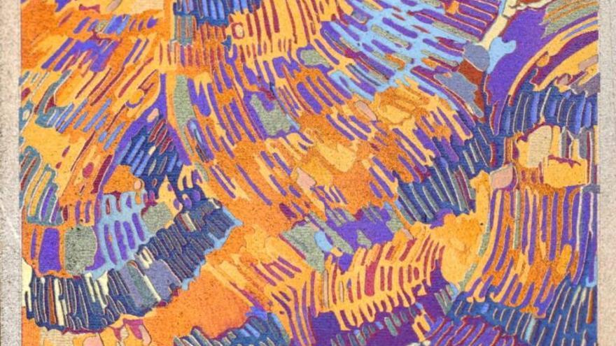 Un pincel láser inaugura una nueva forma de arte