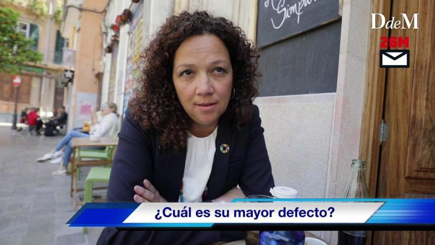 """Catalina Cladera: """"El debate con la saturación no está en limitar plazas sino en cambiar el modelo turístico"""""""