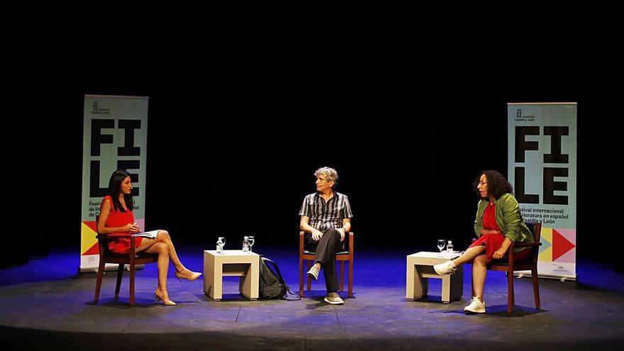 Conversaciones literarias en el Teatro Principal de Zamora
