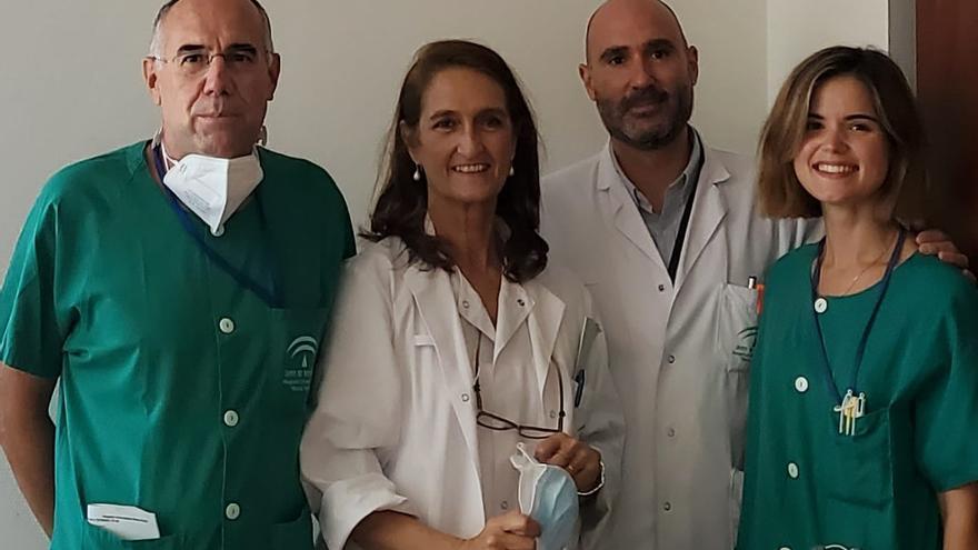 El Reina Sofía detecta más casos de trombosis en Córdoba asociados a covid y confinamiento