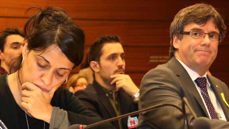 Puigdemont, a un debat a l'ONU per denuncia l'agressió dels DDHH a Espanya