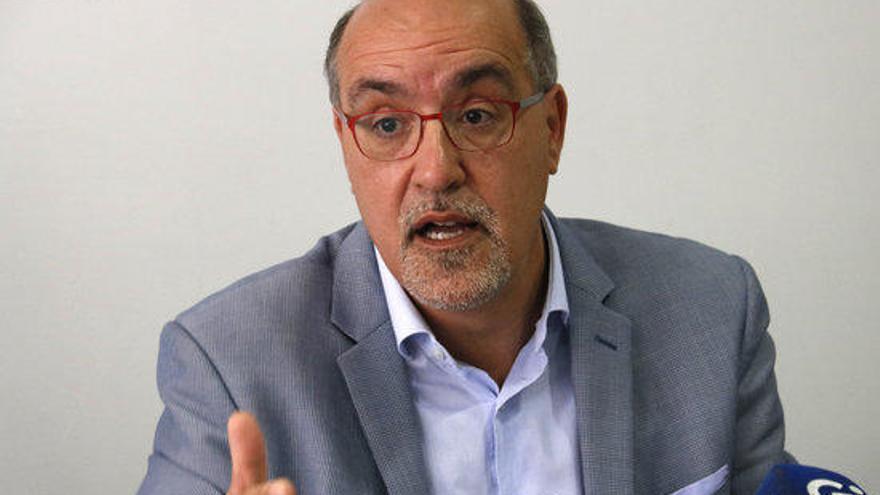 Ramon Brugada considera «una temeritat absoluta» tornar la setmana que ve