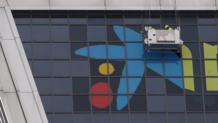 Les accions de la nova CaixaBank debuten a l'Ibex amb una caiguda de l'1,23%