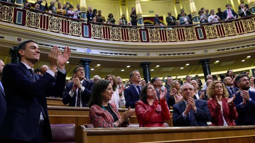 Quince ministros valencianos desde 1977