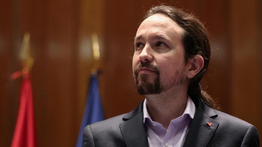 Iglesias prefereix «els independentistes a la taula negociant que a la presó»