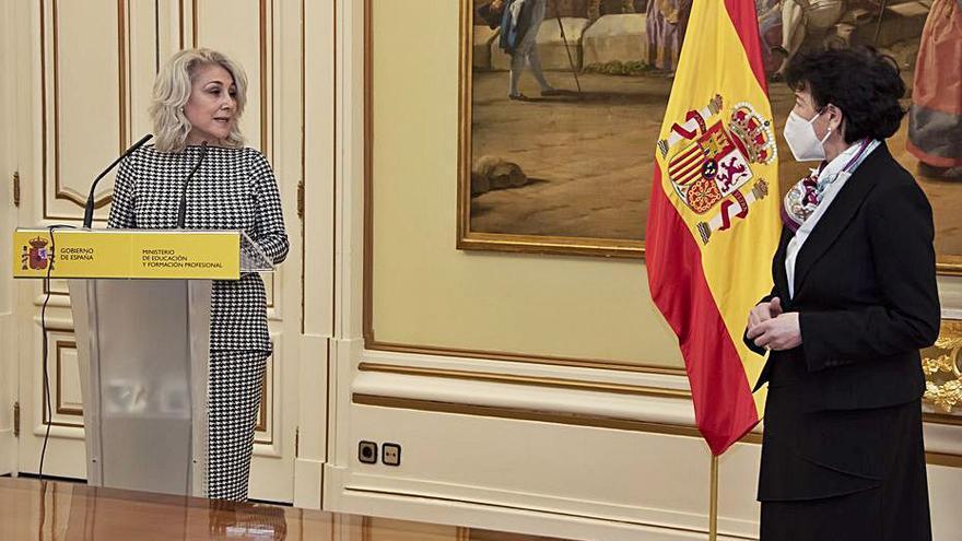 Encarna Cuenca promete escuchar todas las voces en el Consejo Escolar del Estado