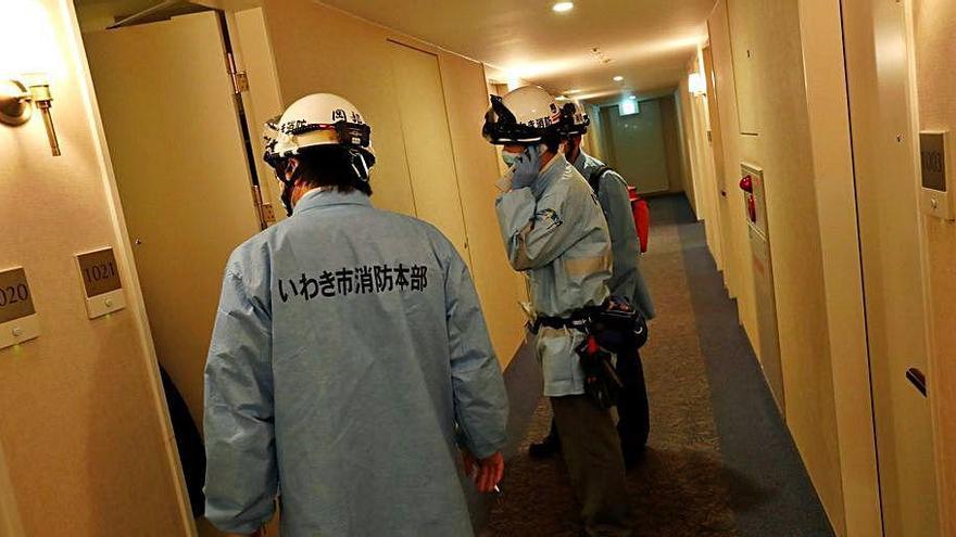Un terratrèmol de 7,3 graus sacseja  la costa de Fukushima, al Japó