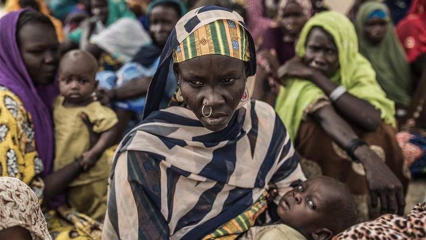 Nuevo récord mundial de desplazados internos en el mundo con 55 millones de personas