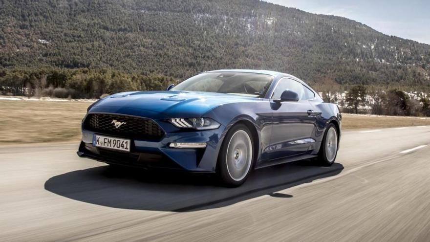 Ford Mustang, el deportivo coupé más vendido del mundo