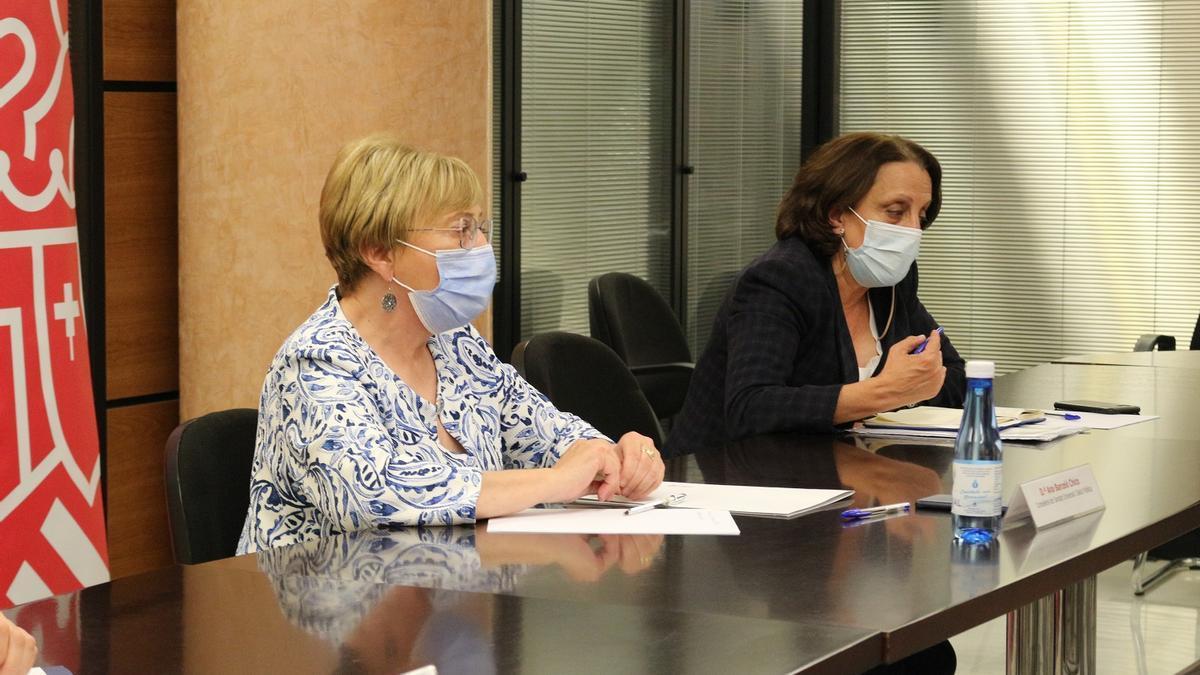 Sanidad se reúne con representantes del mundo fallero para decidir las fechas