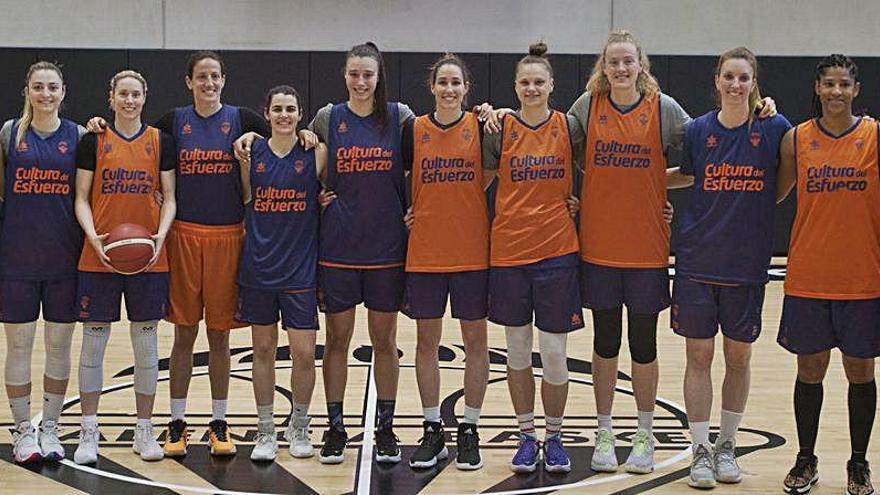 El Valencia Basket cierra la plantilla con sólo un fichaje