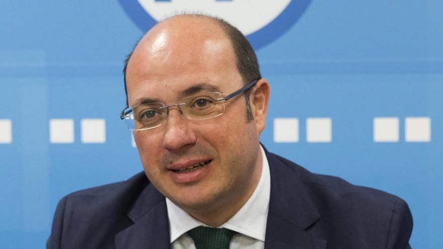 El juez del caso Púnica levanta la imputación a  Pedro Antonio Sánchez