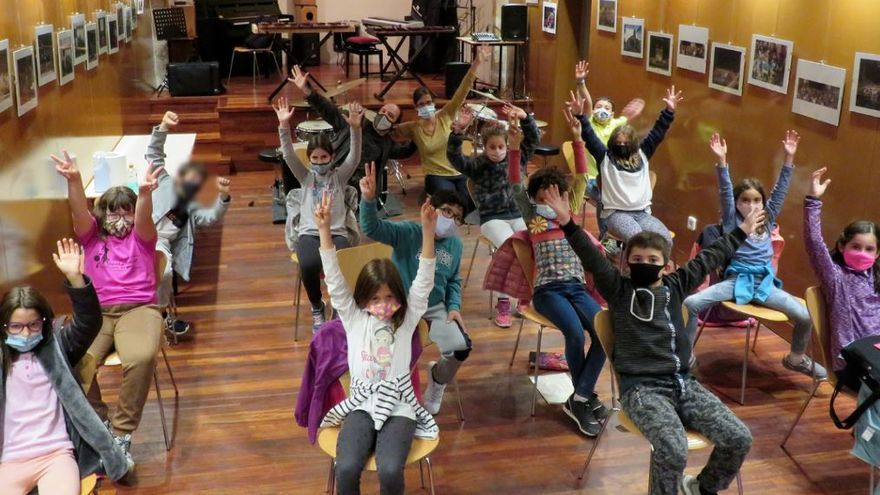 Torna el «Música a les escoles» de Maçanet de la Selva
