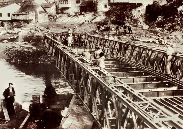 La tragedia de Ribadelago, en 10 imágenes