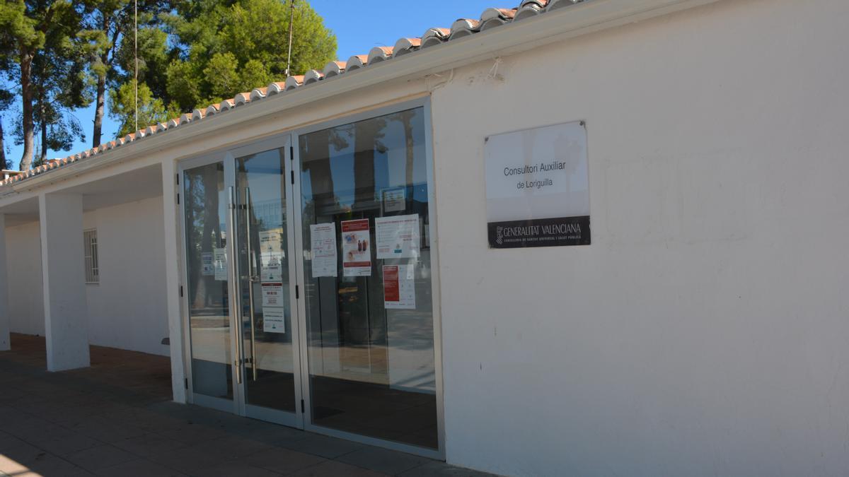 Centro de salud de Loriguilla