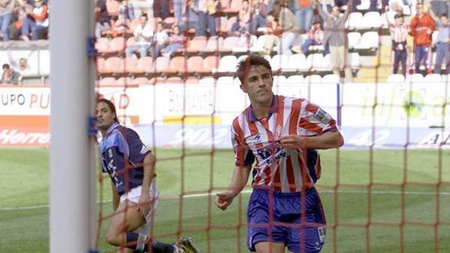 El día que Villa nació para el gol