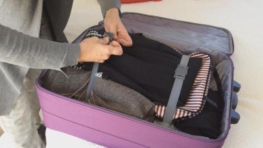 Cómo hacer una maleta perfecta