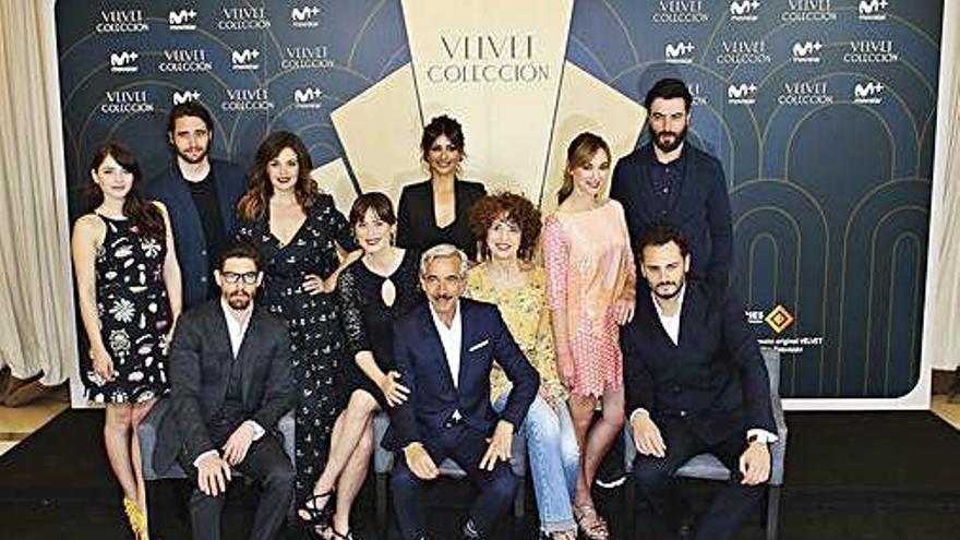Movistar + despide mañana la serie 'Velvet Colección' con un especial
