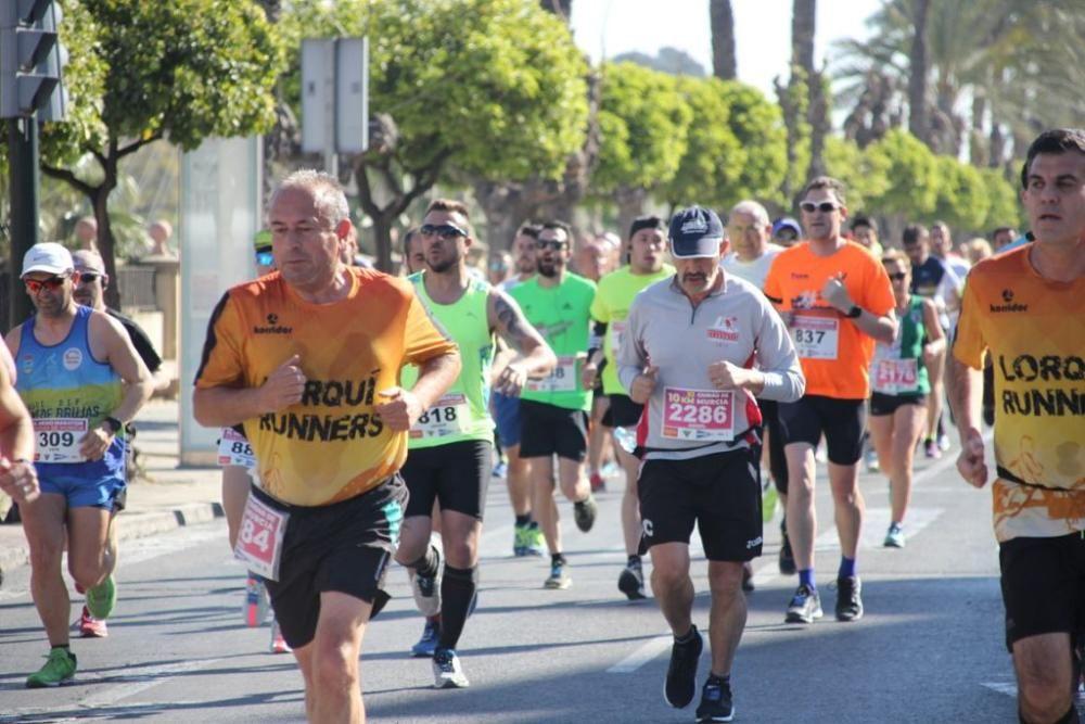Media Maratón de Murcia (II)