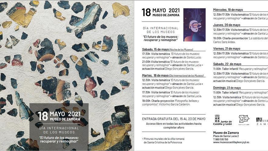 El Museo de Zamora abre mañana hasta media noche