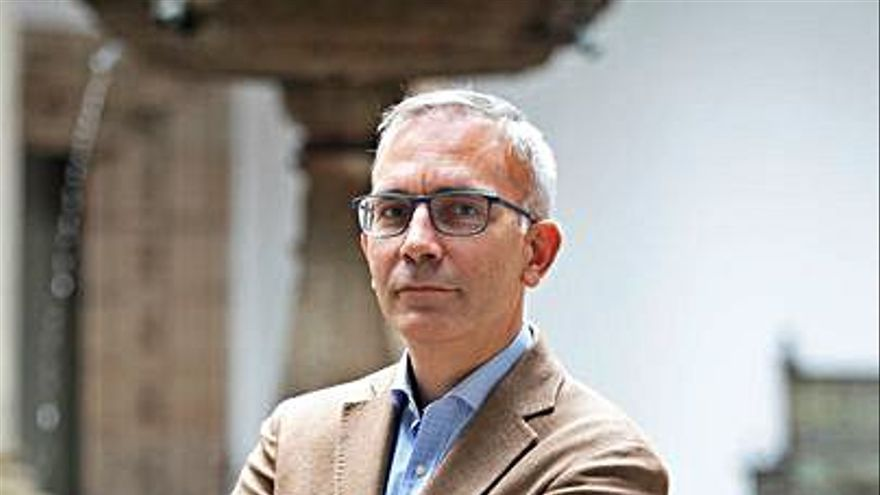 Manuel Ángel Alonso, director de Telefónica para la zona norte