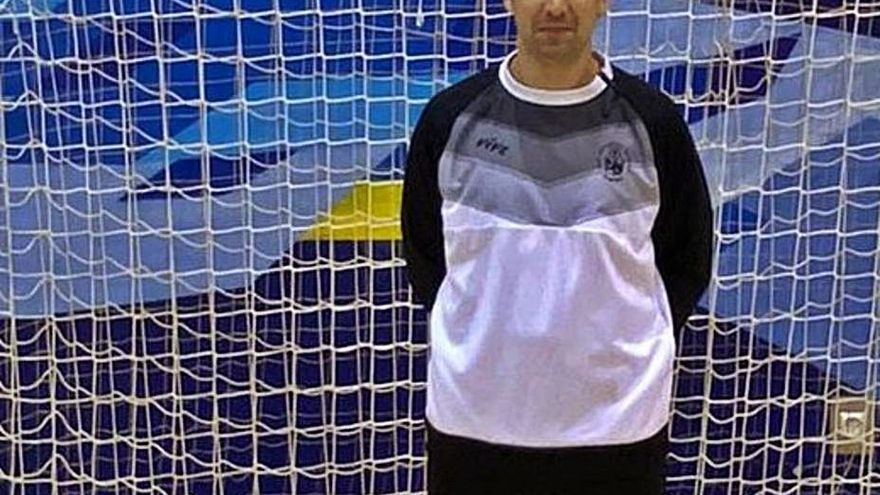 Velasco ficha por el River Zamora como jugador