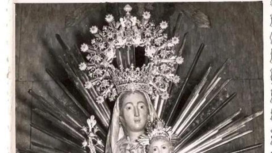 Los 125 años del patronazgo canónico de la Virgen del Patrocinio, silenciados por la pandemia