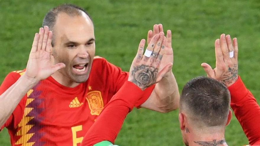 Horario del partido España-Rusia en el Mundial de Rusia