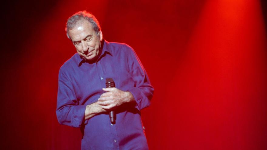 José Luis Perales actuará el 8 de octubre en el Palacio de la Ópera