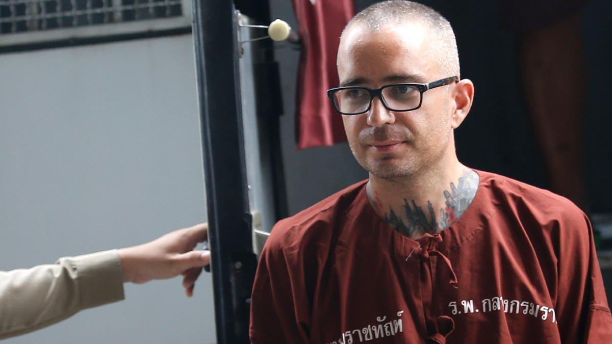 El español Artur Segarra no será ejecutado en Tailandia: el rey le perdona