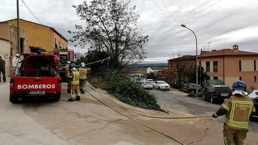 Fallece un matrimonio en el incendio de su vivienda en Sanlúcar de Barrameda