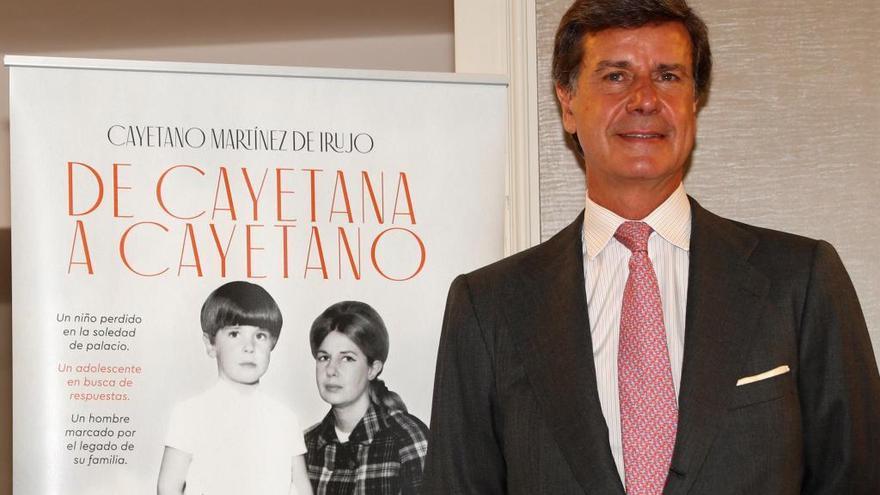 """Cayetano Martínez de Irujo se sincera sobre su enfermedad: """"Hubiera muerto a la misma edad que mi padre"""""""