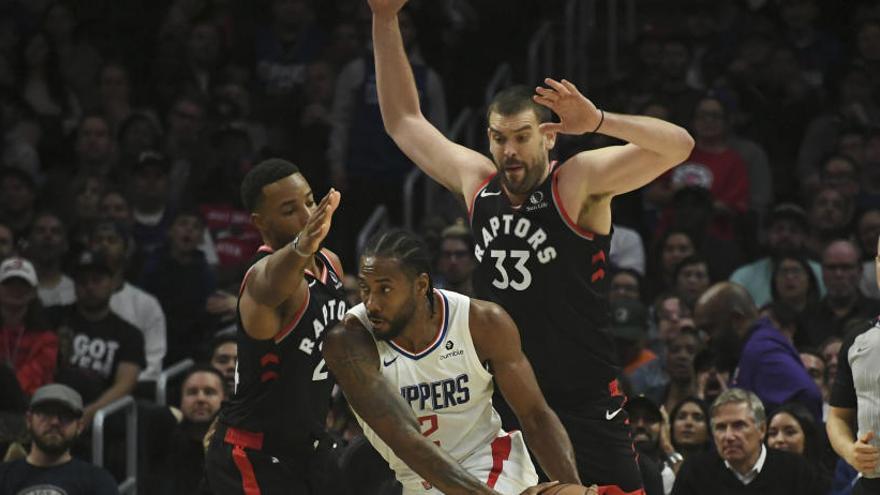 Los Raptors sucumben en su reencuentro con Kawhi Leonard