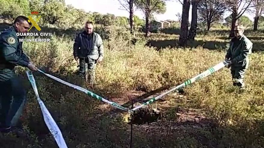 La Guàrdia Civil localitza quatre pous sense mesures de seguretat a Camallera