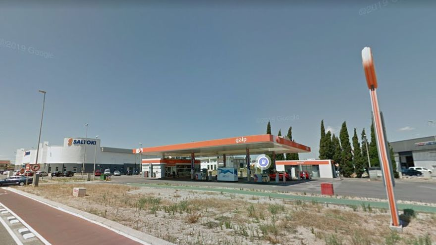 """Atraca la misma gasolinera de Castelló a la misma hora dos días seguidos """"porque el trabajo está muy mal"""""""