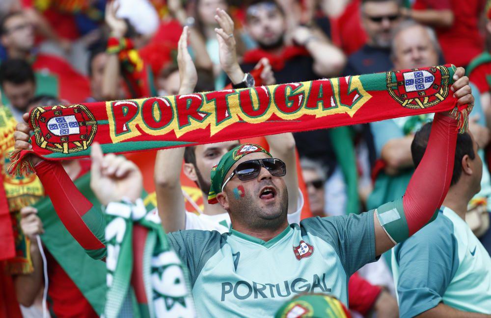 Final de la Eurocopa 2016: Aficiones