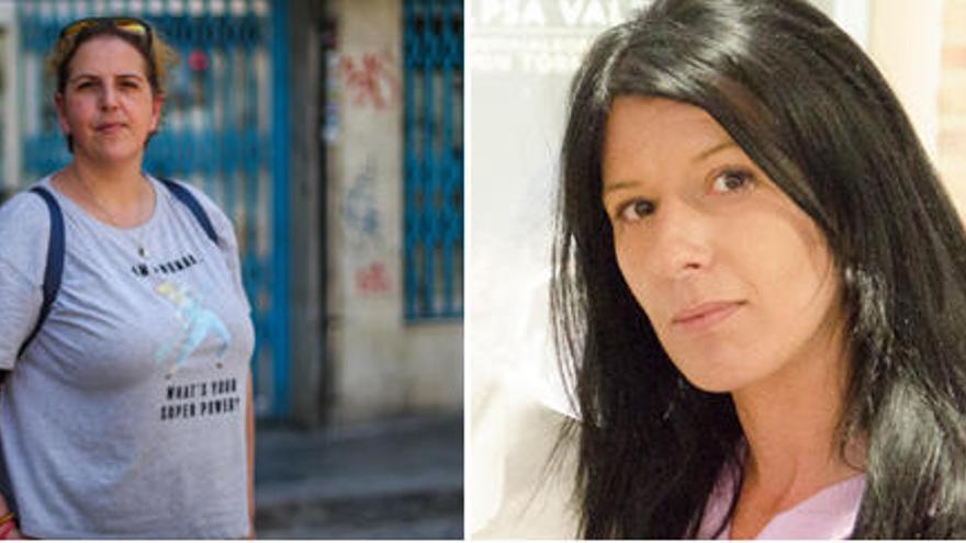 Una empresaria dona vales de comida a tres afectadas por ERTE
