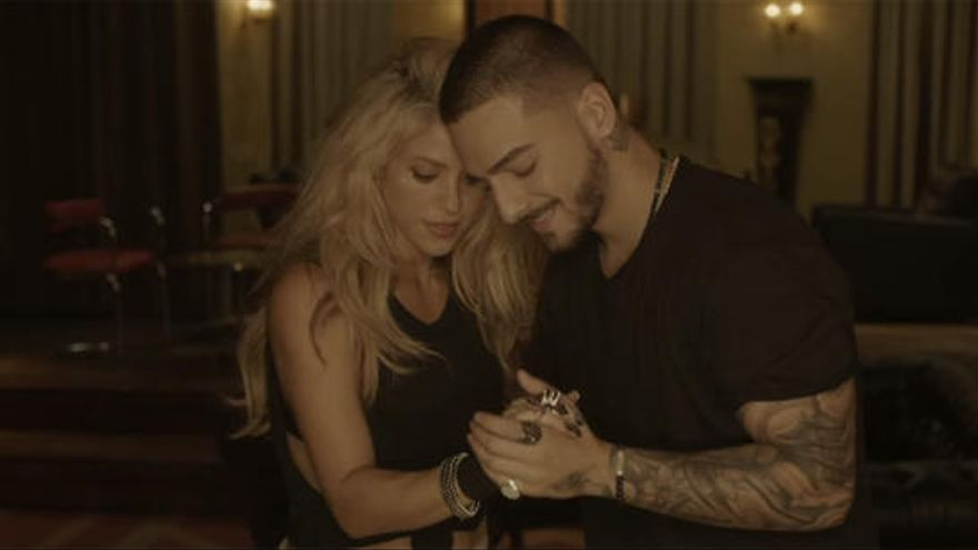 Shakira y Maluma, favoritos en los Latin American Music Awards