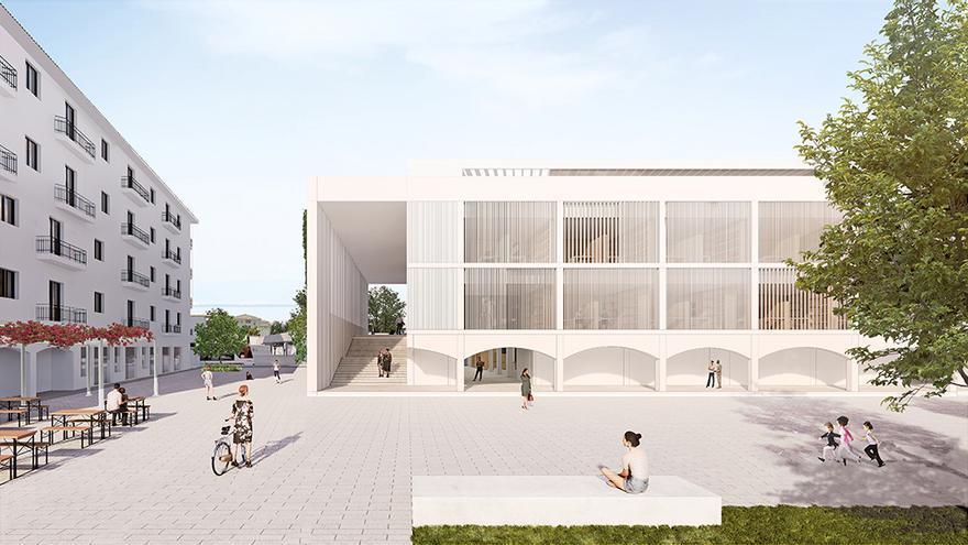 El Ayuntamiento de Altea resuelve el concurso para la ampliación de la Casa Consistorial y la mejora de su entorno