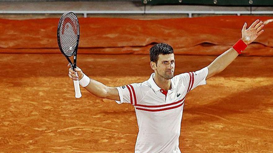 Djokovic preparará Wimbledon...¡en Mallorca!
