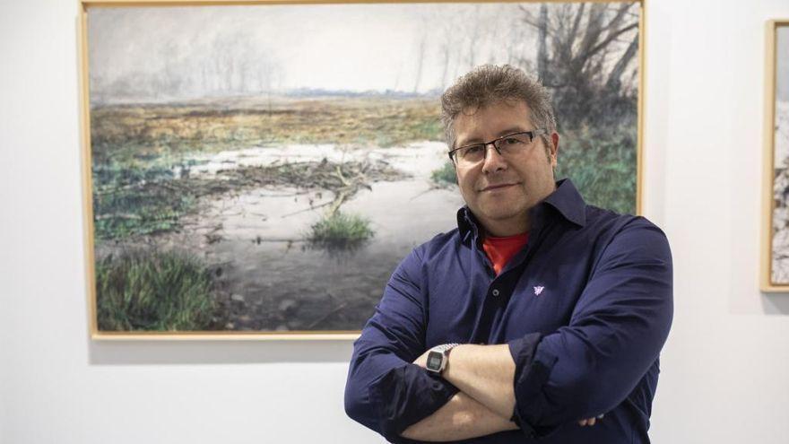 Toro lamenta el fallecimiento, a los 53 años, del pintor Juan Carlos Matilla