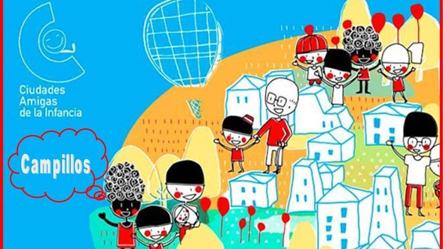 Campillos logra el distintivo 'Ciudad Amiga de la Infancia' de UNICEF