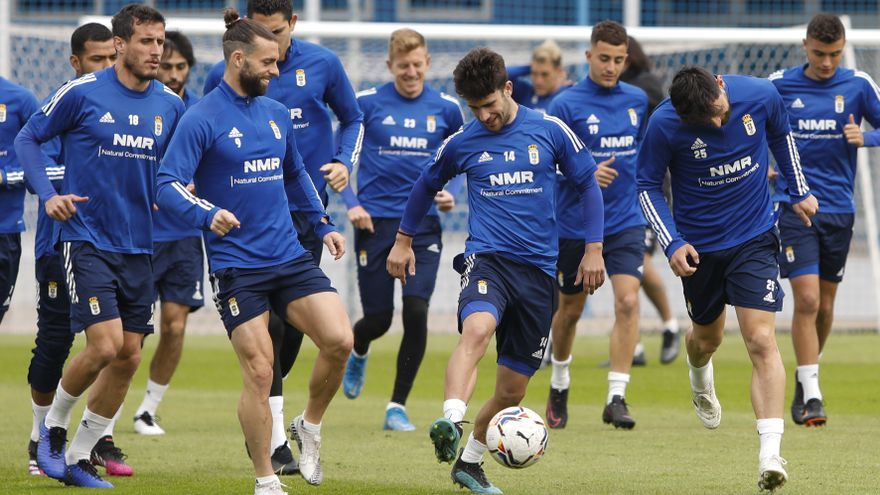 El Real Oviedo se suma al rechazo a la Superliga de Europa: se hace eco del comunicado de la LaLiga