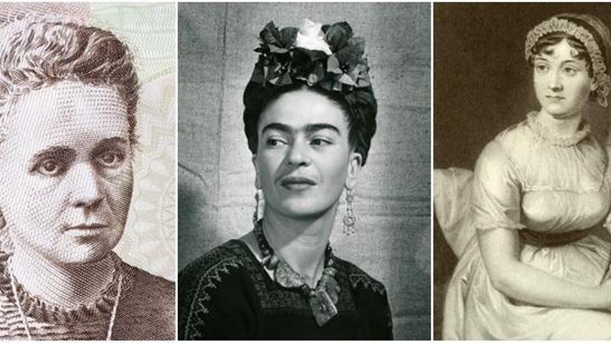 Las mujeres que cambiaron el mundo, en libros por Navidad