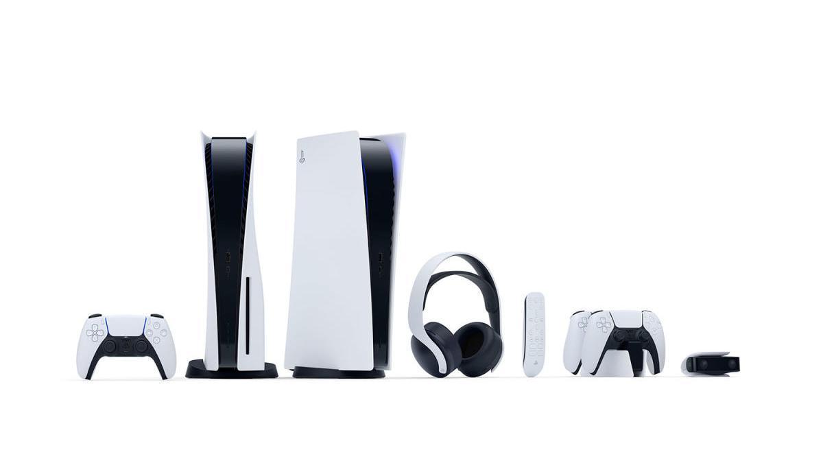 Una imagen de la PS5.