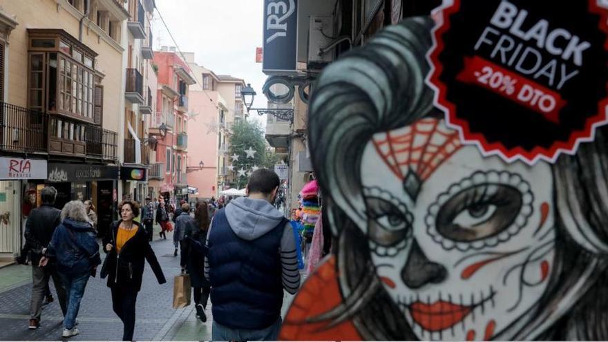 Black Friday schafft auf den Balearen 590 Jobs