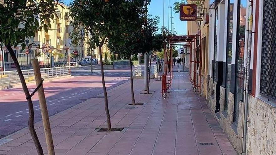 Muere una mujer de 75 años en Castelló tras desplomarse en la vía pública