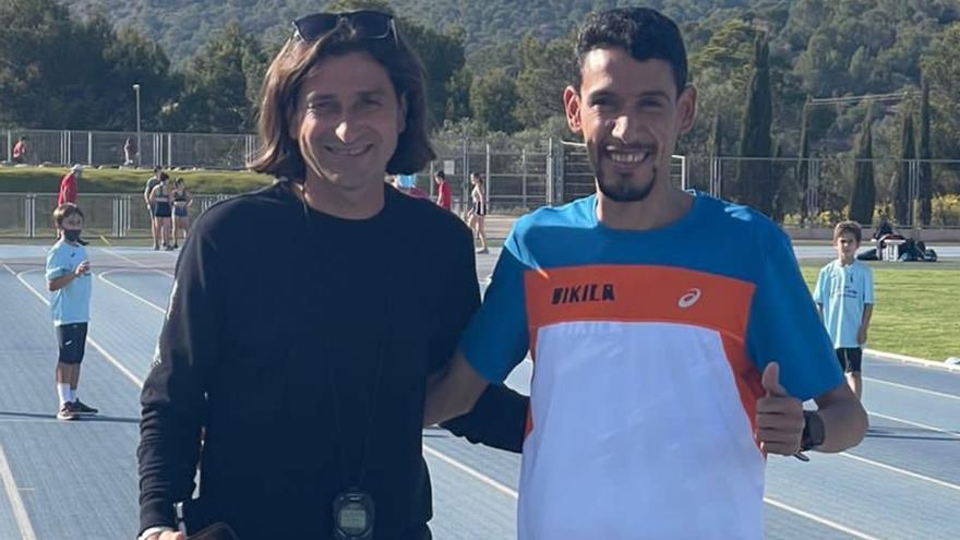 «Me gusta cómo se entrena y el ambiente que hay en Mallorca»