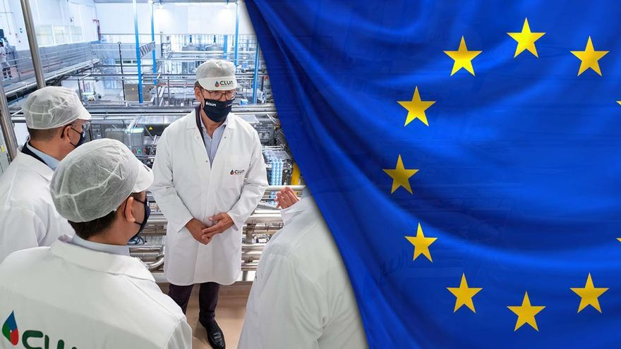 Los fondos de la UE destinados a la Xunta suben un 31% y llegan a los 1.300 millones