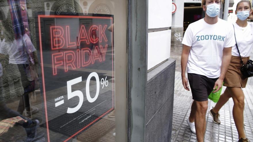 El 'Black Friday' de este año generará en Canarias más de 1.380 empleos